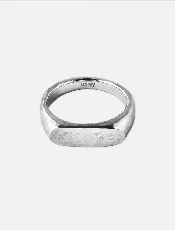 The Solomon Ring Silver  – € 179
