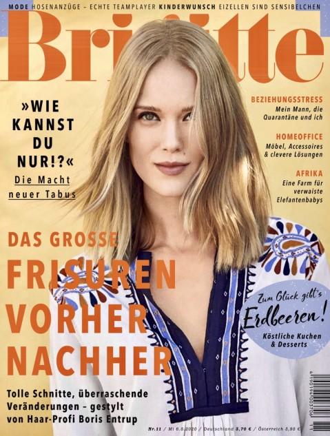 Brigitte, Mai 2020