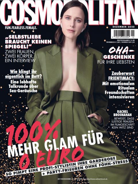 Cosmopolitan, December 2020