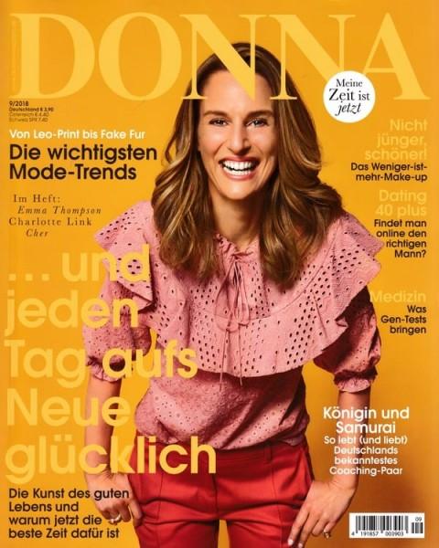 Donna, September 2018