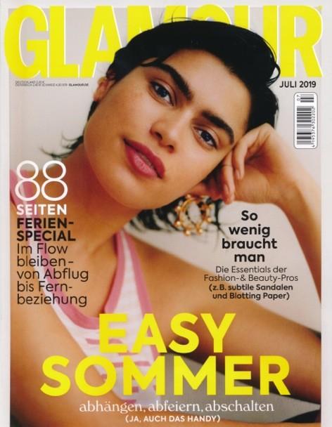 Glamour, Juli 2019