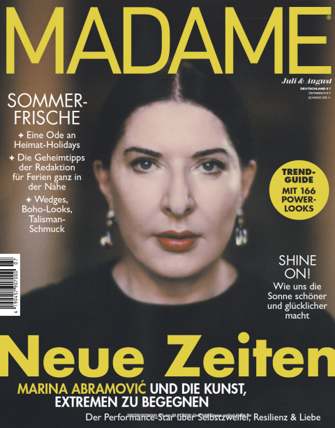Madame, July 2020