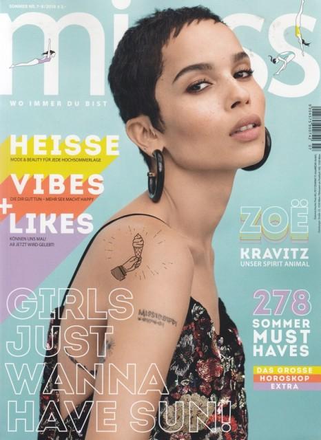 Miss, July 2018