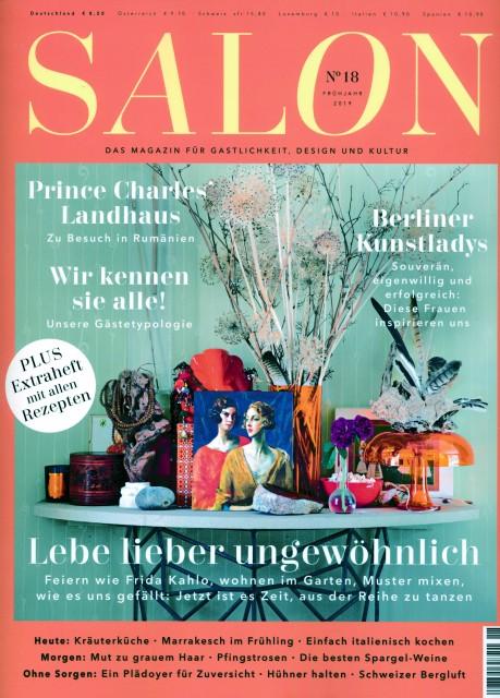 SALON Magazin, März 2019