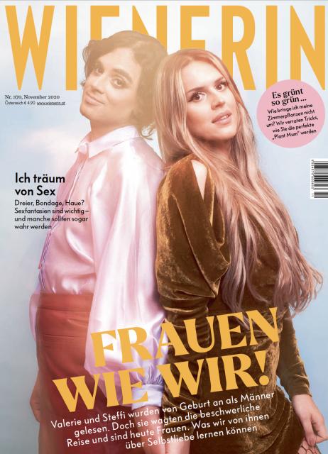 Wienerin, November 2020
