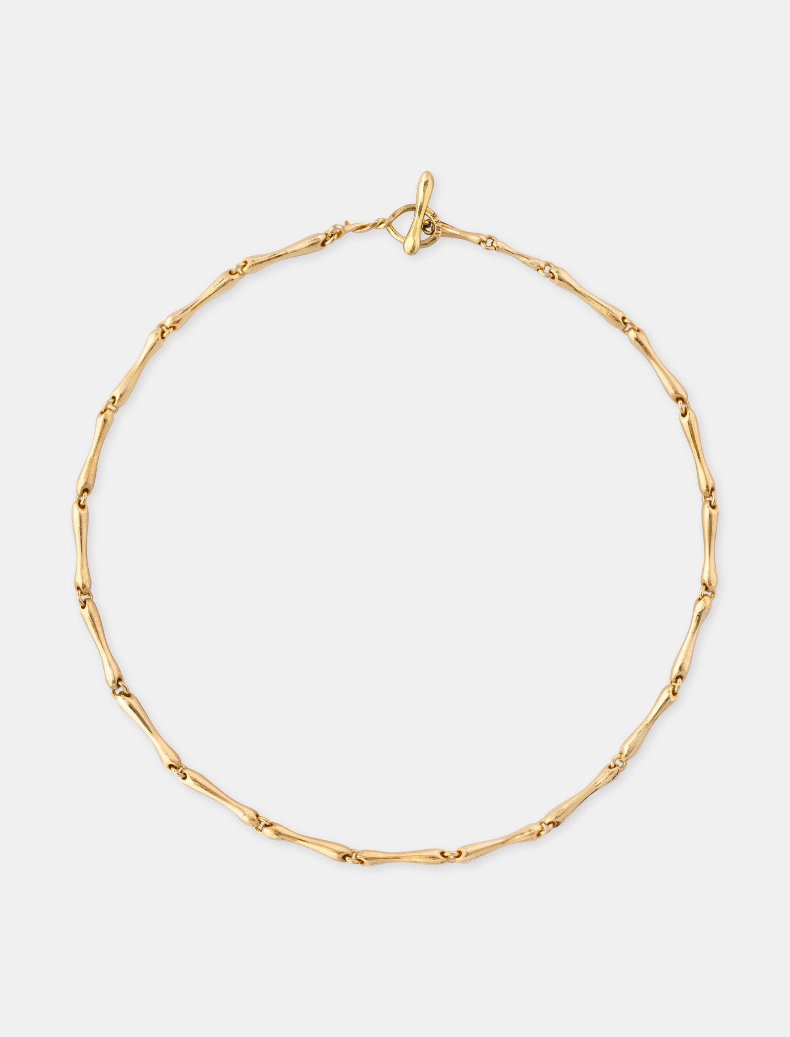 Jo Bone Necklace