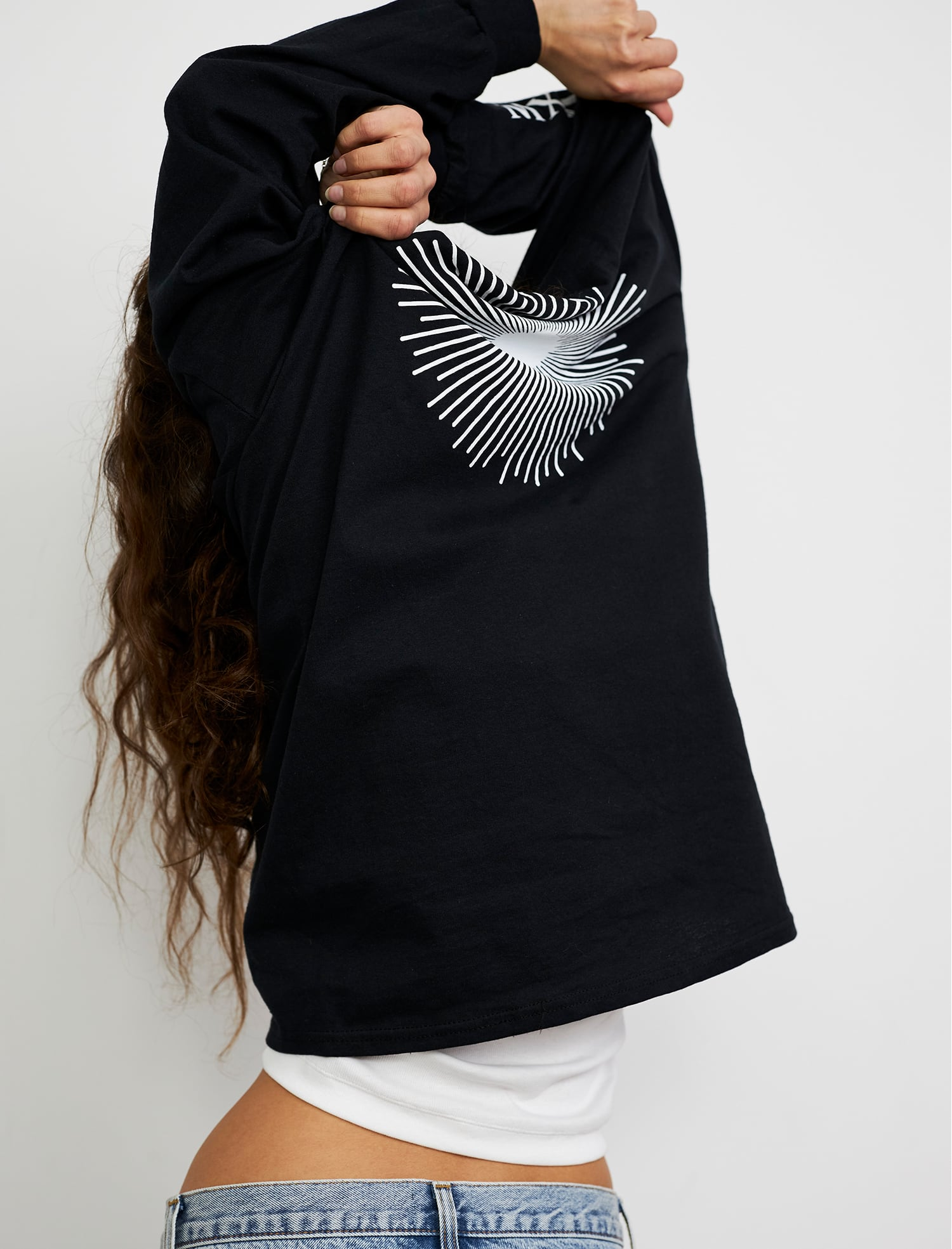 Maximova Longsleeve Black