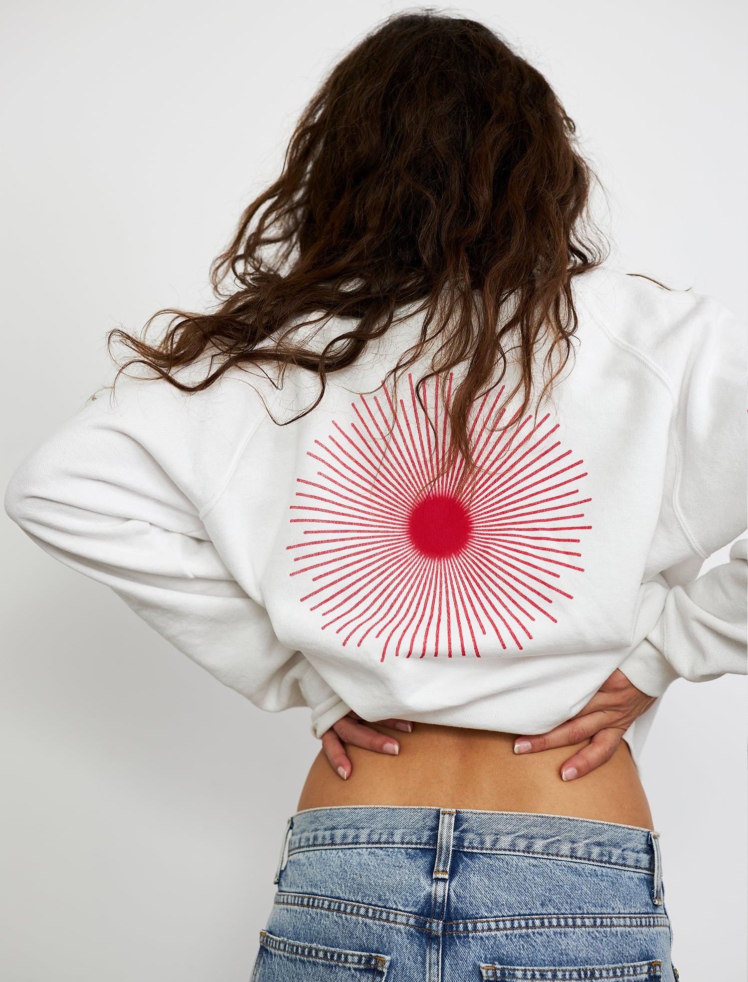Love Sweater White