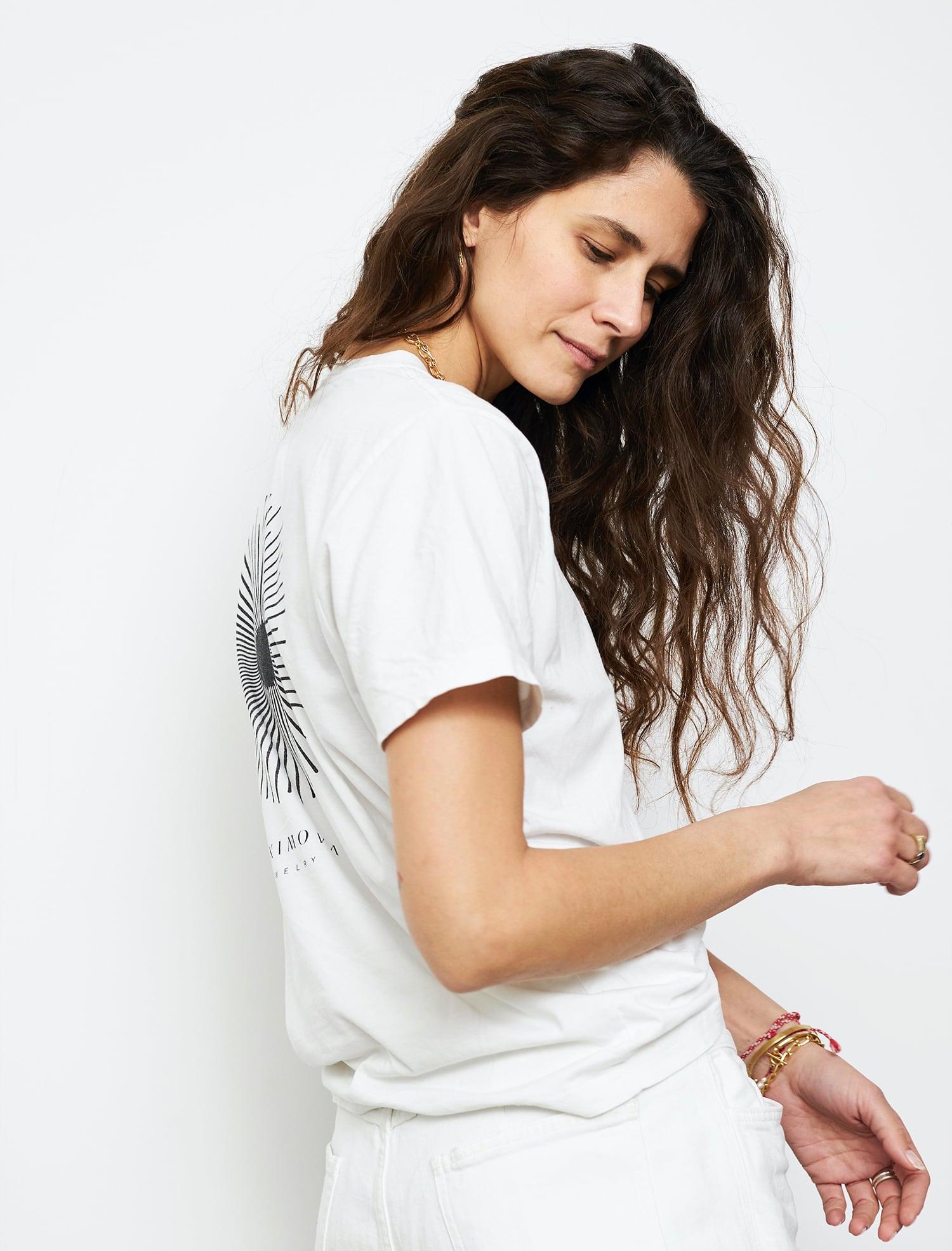 Maximova T-Shirt White